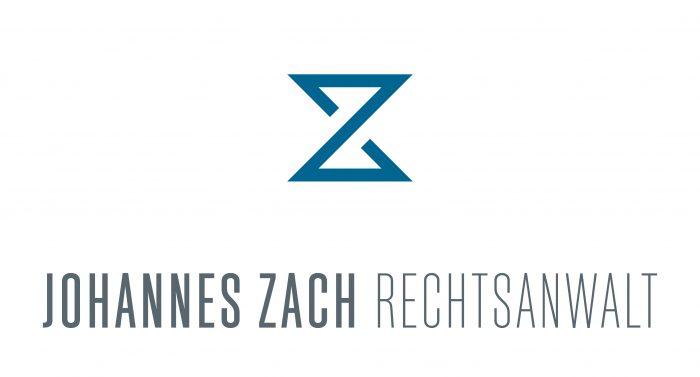 Logoentwicklung Rechtsanwalt Zach