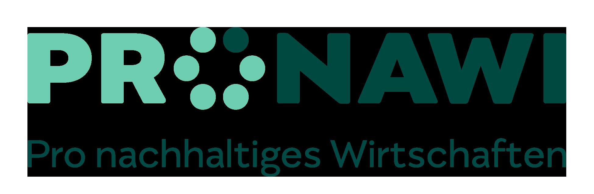 Logo des projekts ProNaWi