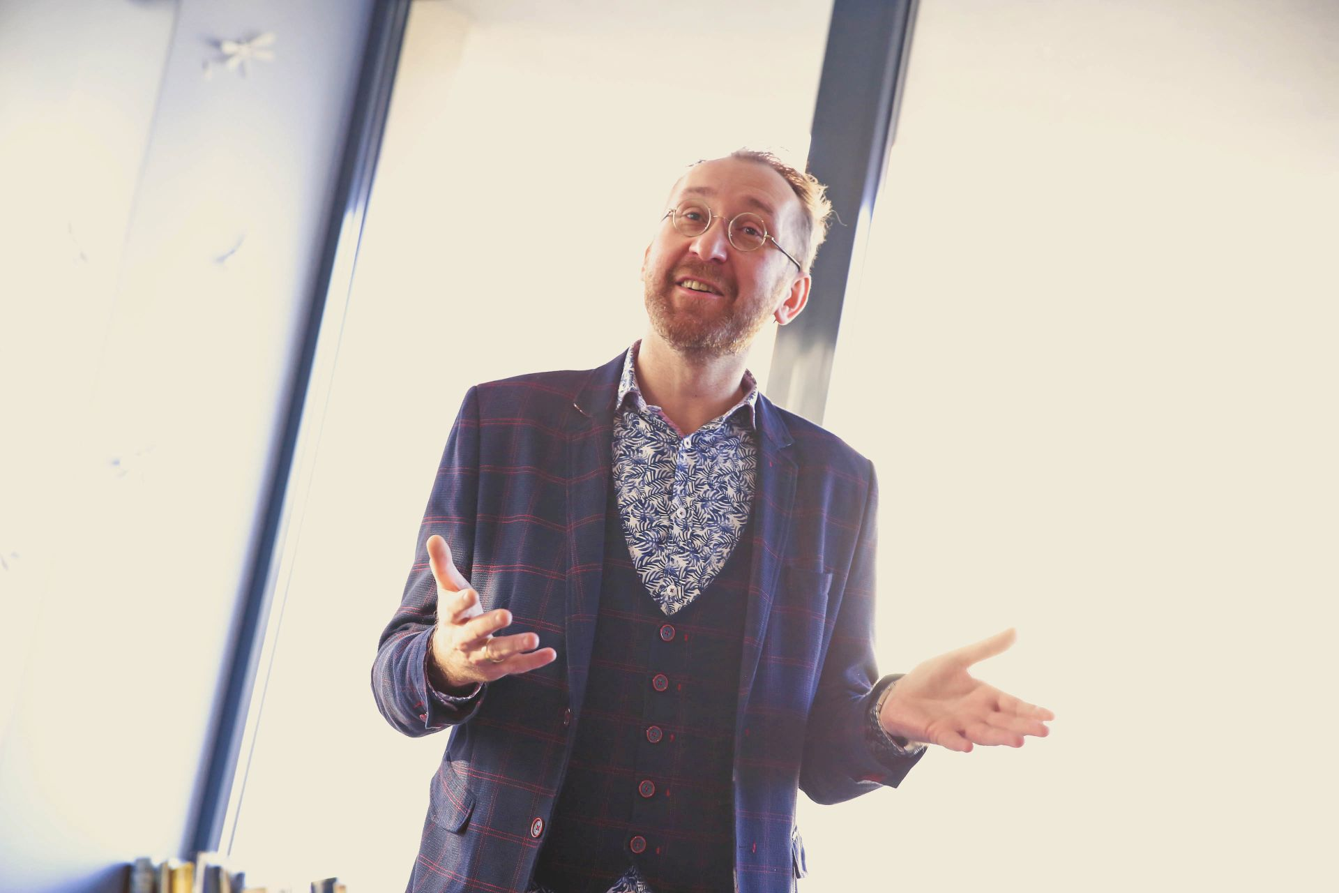 Christian Pomper, Genossenshafts-Experte