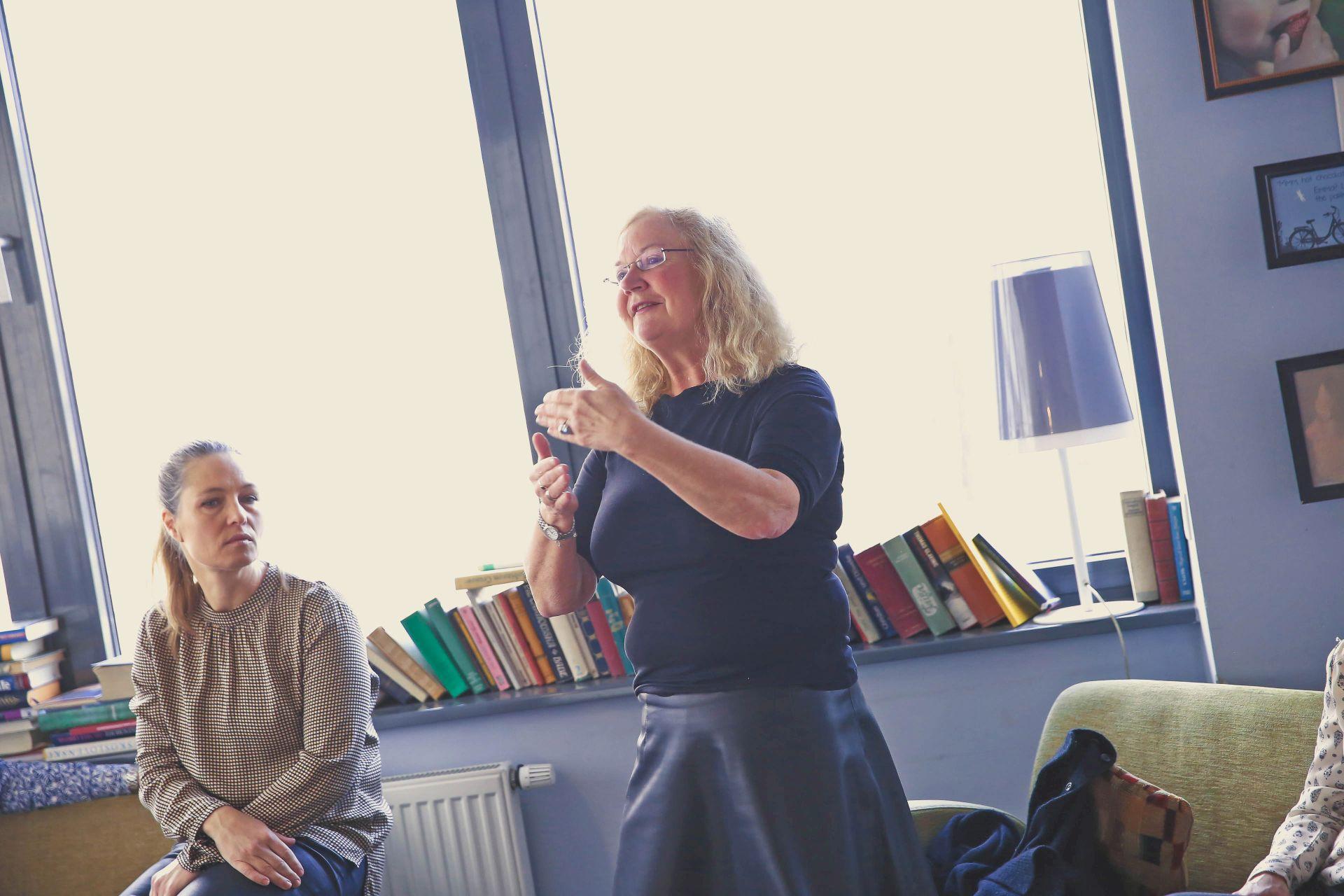 Dr. Susanne Kock von der Genossenschaft Smart
