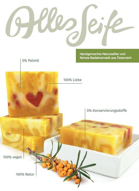 Cover der neuen Ausgabe des Journals von Alles Seife
